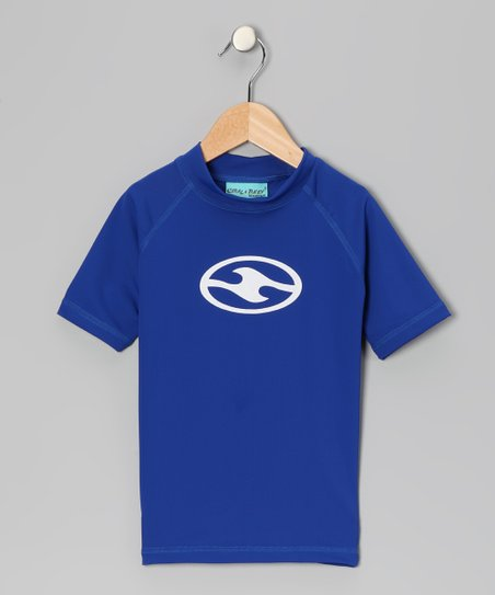 Royal Wave Rashguard - Boys