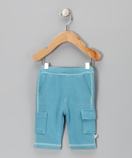Ocean Soy Cargo Pants - Infant & Toddler