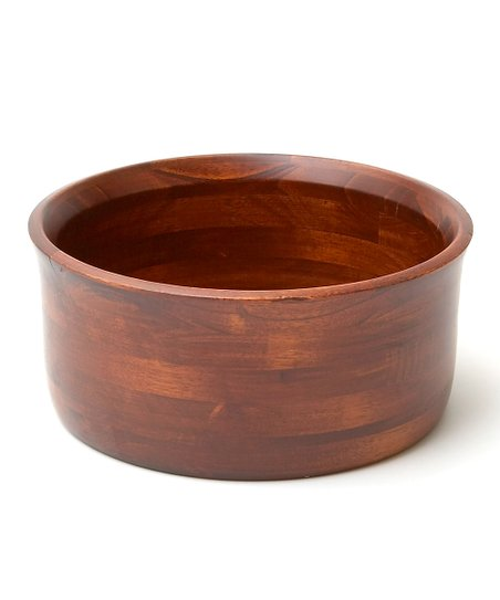 Small Cherry Finish Salad Bowl