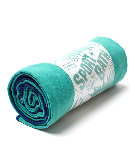 Ocean & Navy Sport/Bath Towel