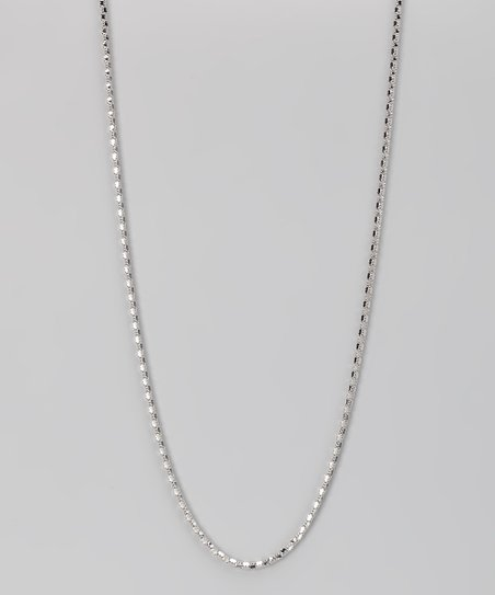 Sterling Silver 1.8-mm Hollow Popcorn Chain