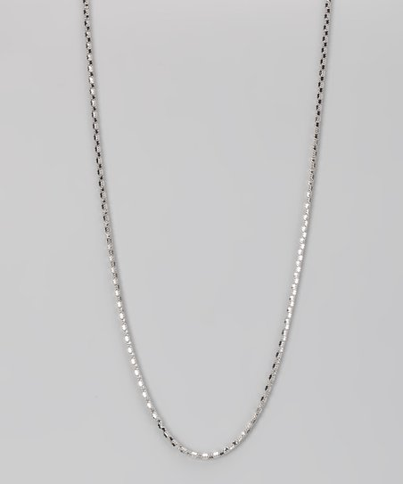 Sterling Silver 2-mm Hollow Popcorn Chain