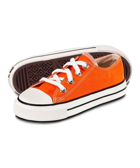 Ethletic Mandarin Orange Sneakers