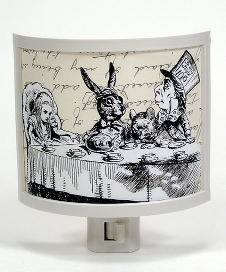 Mad Tea Party Night-Light