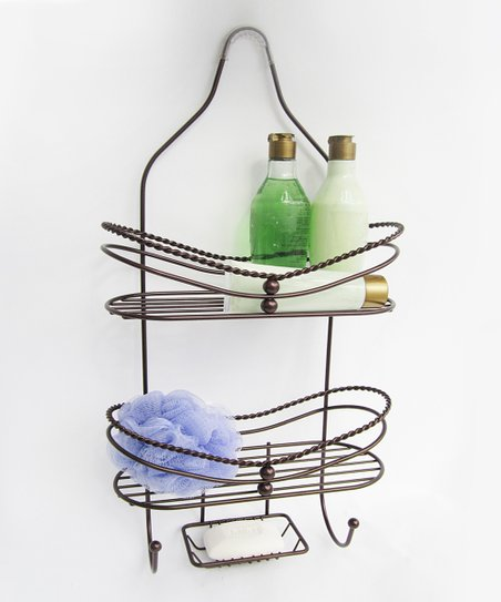 Orb Braided Shower Caddy