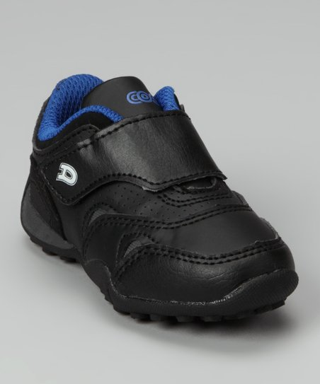 Dream Seek Black & Royal Blue Sneaker