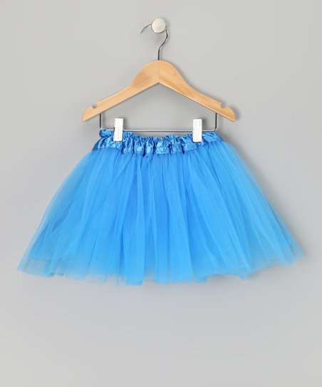 Electric Blue Ballet Tutu