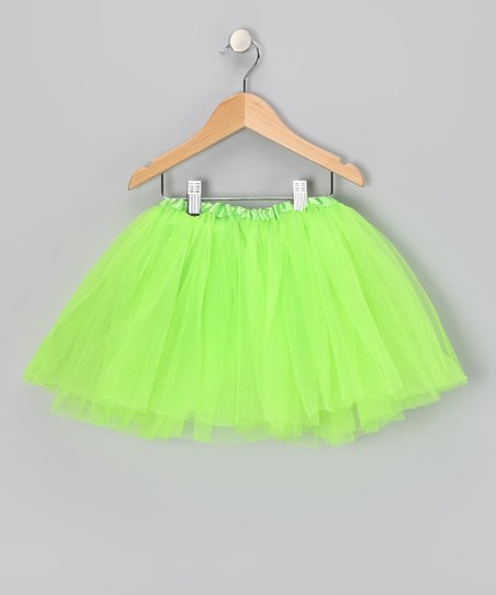 Lime Ballet Tutu