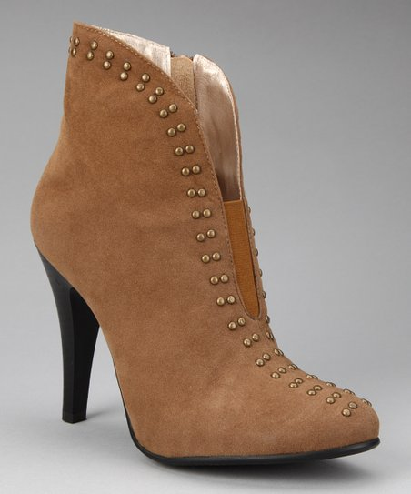 stefani collection Luggage Oval Bootie