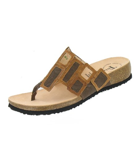 Café & Kombi Julia Cut-Out Sandal