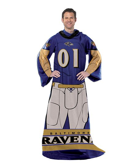 Baltimore Ravens Player Huddler