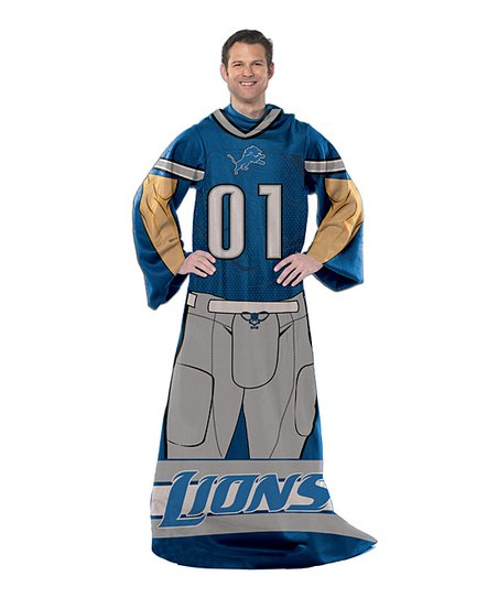 Detroit Lions Player Huddler
