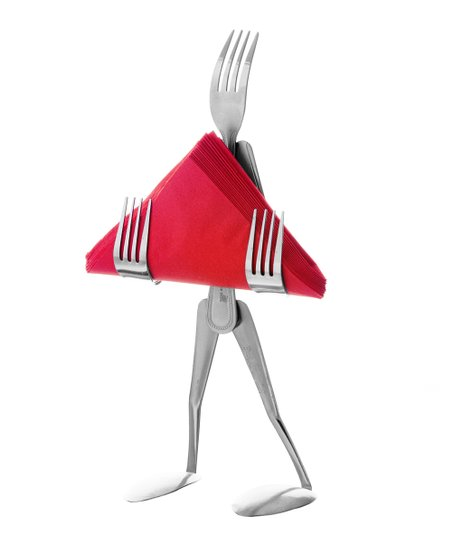 Fork Napkin Holder