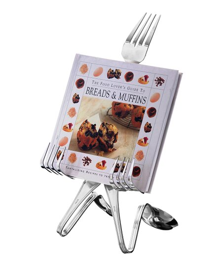 Fork Cookbook Holder