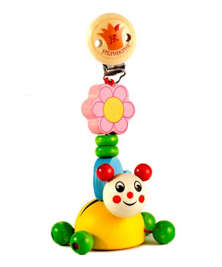 Busy Bee Clip-On Toy