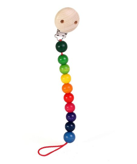 True Colors Pacifier Holder