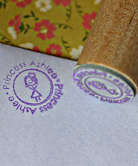 Princess Personalized Stamp