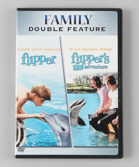 Flipper's New Adventure DVD