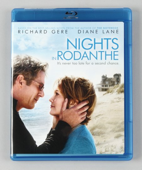 Nights in Rodanthe Blu-Ray DVD