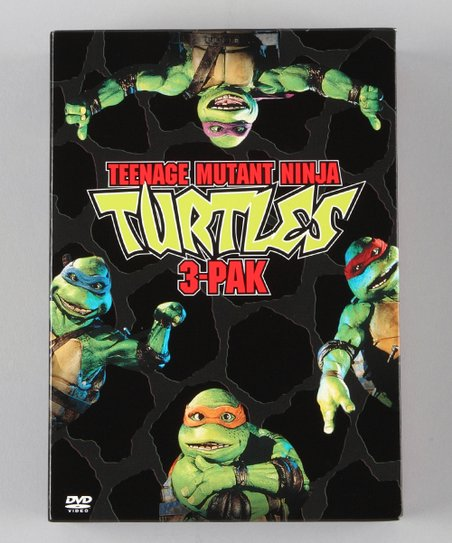 Teenage Mutant Ninja Turtles Collection DVD Set