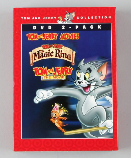 Tom & Jerry The Magic Ring DVD Set