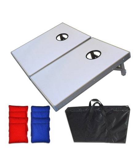 LED Cornhole Game Set
