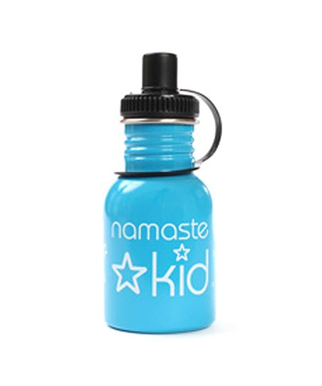 Bold Blue Shining Star Water Bottle