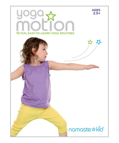 Yoga Motion DVD