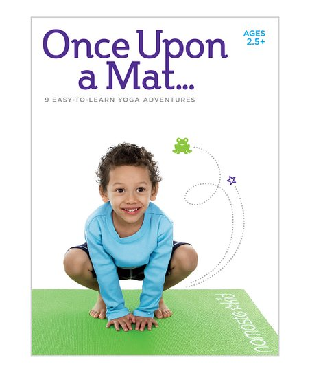 Once Upon a Mat DVD