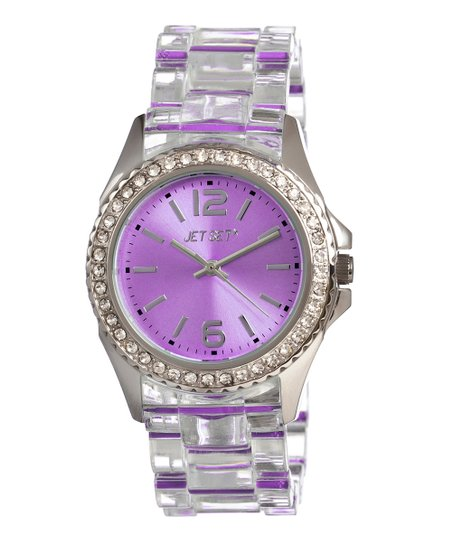Purple Candy Watch