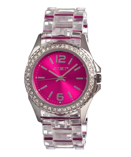 Fuchsia Candy Watch