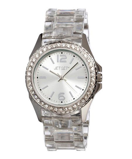 Silver Candy Watch