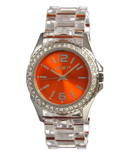 Orange Candy Watch
