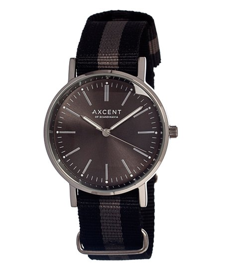 Gray Vintage Watch