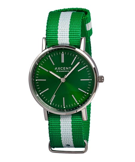 Green Vintage Watch
