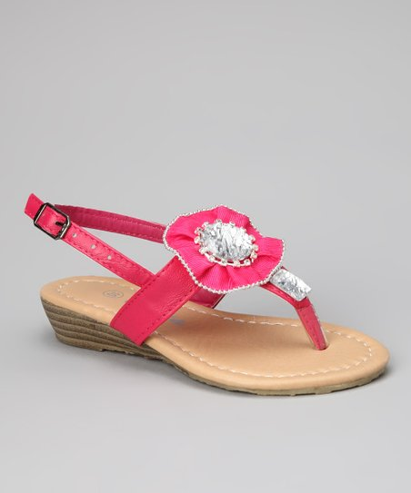 Fuchsia QQ-15 Sandal