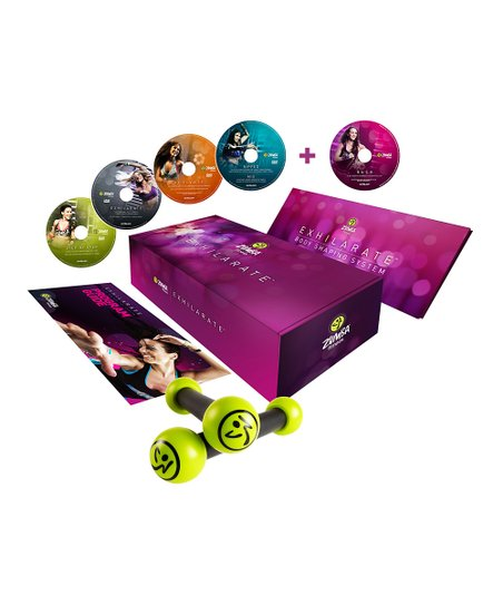 Zumba® Exhilarate Body Shaping System DVD Set