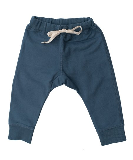 Blue Organic Sweatpants - Infant, Toddler & Kids