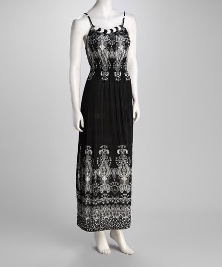 Black Lavish Beaded Dress