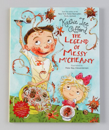 The Legend of Messy M'Cheany Hardcover