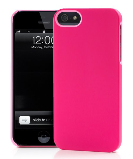 Pink UN Colors Deflector Case for iPhone 5