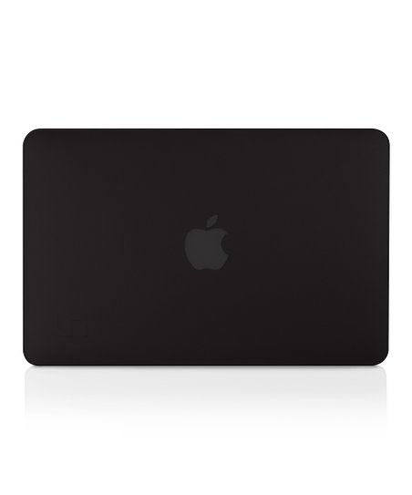 Frosted Black Deflector Case for MacBook Air