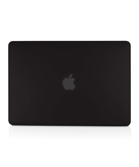 Frosted Black Deflector Case for MacBook Pro