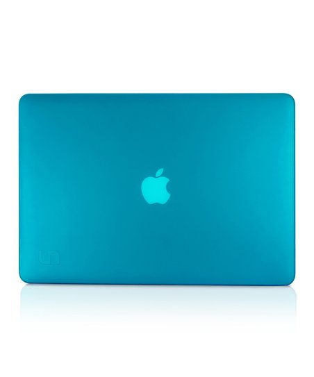 Frosted Blue Deflector Case for MacBook Pro