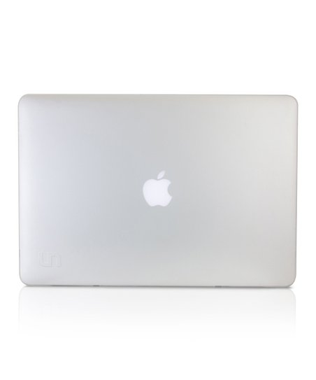 Frosted Clear Deflector Case for MacBook Pro