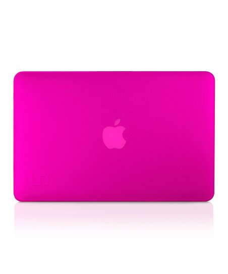 Frosted Pink Deflector Case for MacBook Air
