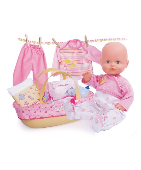 Nenuco My First Doll & Layette Set