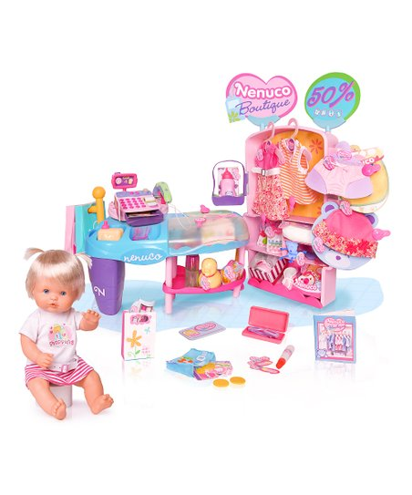 Nenuco Shopping Boutique Doll Set