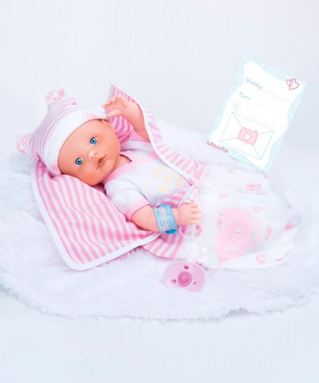 Nenuco My Little Newborn Doll & Accessory Set