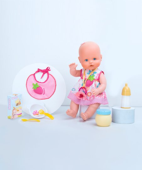 Nenuco My Little Doll & Nurturing Accessory Set